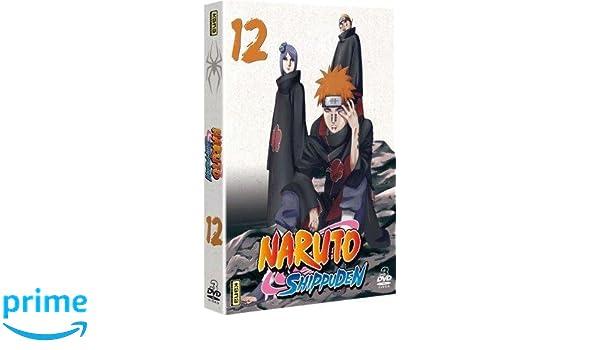Naruto Shippuden - Vol. 12 [Francia] [DVD]: Amazon.es: Hayato Date: Cine y Series TV
