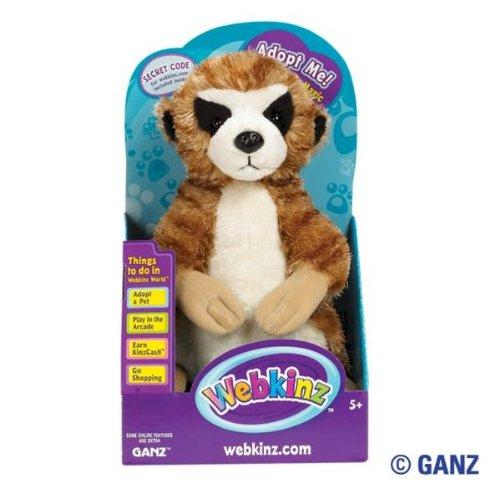 Webkinz Meerkat in Box