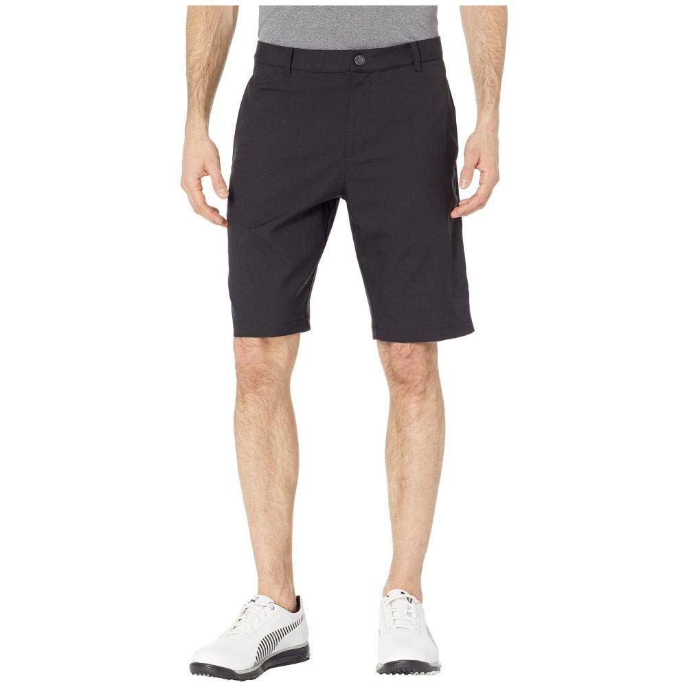 PUMA Golf (プーマ) メンズ ボトムスパンツ ショートパンツ Jackpot Shorts PUMA Black サイズ28X10.5 [並行輸入品]   B07NBGCYPF