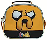Adventure Time Jake the Dog Deluxe Soft Insulated Lunch Box, Cooler Bag