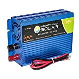 Mighty Max Battery 12V 500 watt Pure sine Wave Inverter for Solar Application Brand Product