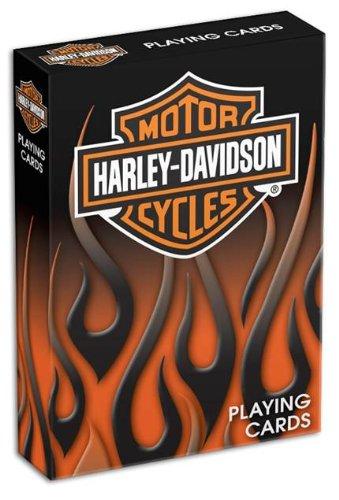 - Bicycle Harley Davidson Playing Cards