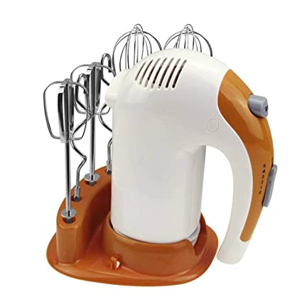 Amazon.com: Razeze Hand Mixer Electric 5 Speed Hand Mixer ...