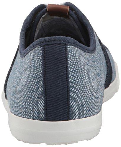 Ben Sherman Uomo Eddie Lo Fashion Sneaker Blu - Blu