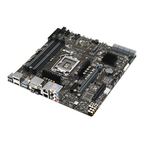 ASUS Rack Optimized Compact Workstation Board for Media Server ATX DDR4 LGA 1151 Motherboards P10S-M WS by Asus