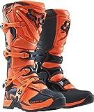 2018 Fox Racing Youth Comp 5 Boots-Orange-Y3