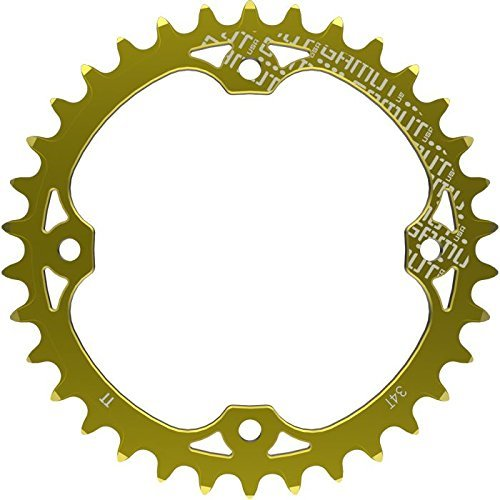 2015 Gamut TTr Thick Thin Race Ring Chainring 9 10 11 Speed 34t (ICEBIKE Special Offer) Free Bolts