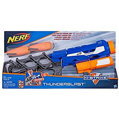 Nerf N-Strike Thunderblast Launcher(Discontinued by manufacturer): Toys & Games
