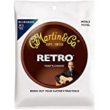 Martin - MTR13 - Tony Rice Bluegrass Acoustic Guitar Strings, .013-.056