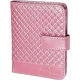 Genuine Leather Wallets For Women - Slim Bifold Womens Wallet With ID Window RFID Blocking