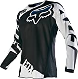 Fox Racing 2016 180 Race Men's Dirt Bike Motorcycle Jerseys - Black / Medium