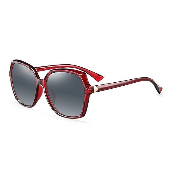 BAIJJ Gafas de Sol para Mujer con Montura Grande (Color ...
