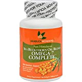 omega 7 complete - Seabuck Wonders Sea Buckthorn Omega 7 Complete - 500 mg - 60 Softgels