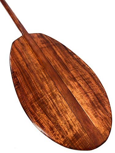 Tikimaster Hokulea Premium Koa Paddle 60