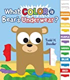 What Color Is Bear's Underwear?, Todd Goldman, 1609050967