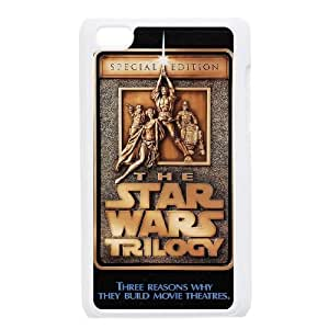 Star Wars iPod Touch 4 Case White Delicate gift JIS_404891