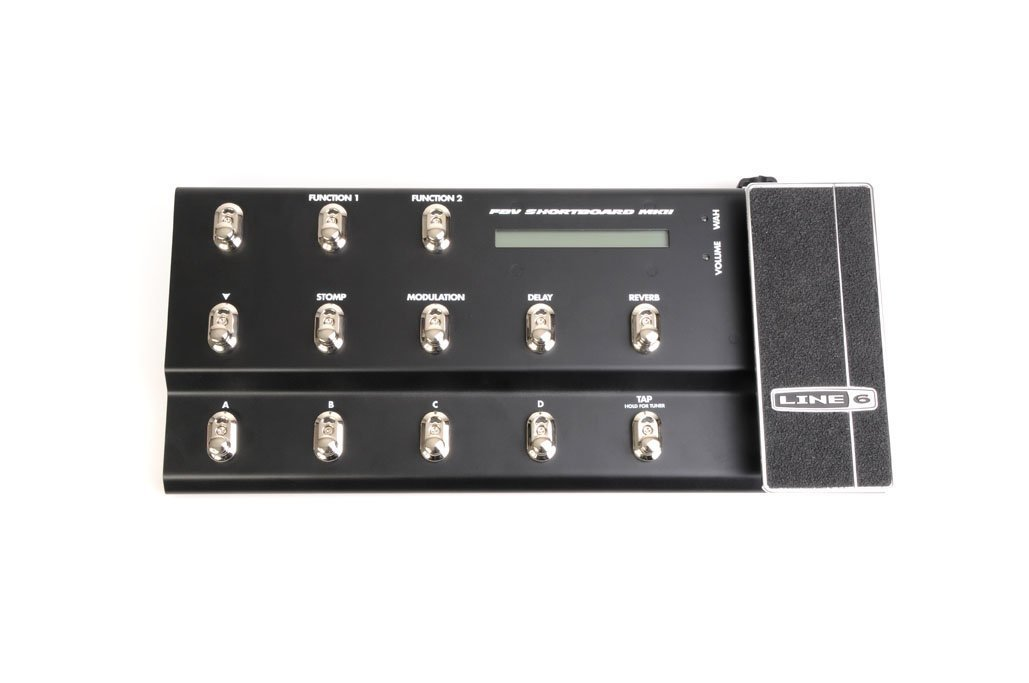 Line 6 FBV Shortboard MkII Foot Controller by Line 6