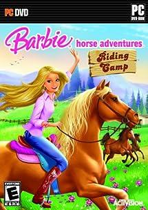 Amazon com: Barbie Horse Adventures: Riding Camp - PC: Video