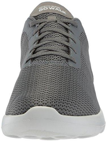 Grigio Walk Max Go Skechers Sneaker Uomo Effort 6wqH1Y7B