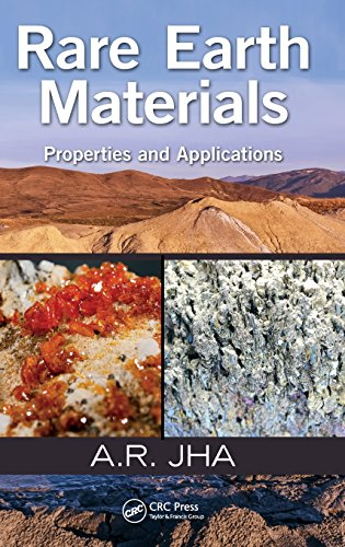 Rare Earth Materials  Properties And Applications