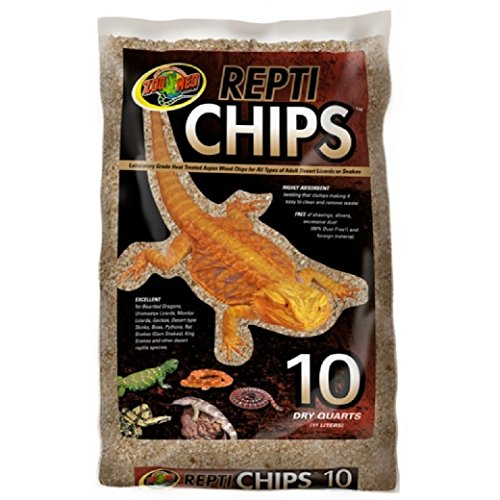Zoo Med Repti Chips, 10 Quarts by Zoo Med