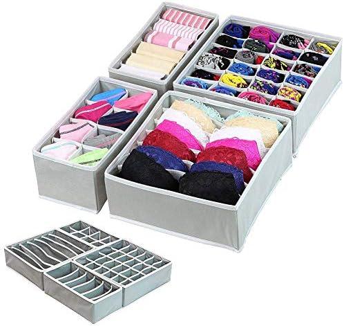jers/éis Oficina armarios archivador Small DirkFigge Organizador de Ropa Estante de Almacenamiento apilable para Ropa Organizador de Camisetas
