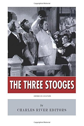 Read Online American Legends: The Three Stooges PDF