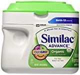 organic similac - Similac Advance Organic Powder, 1.45 Pounds