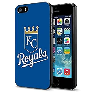 MLB KC Royals, Cool iPhone 5 5s Case Cover