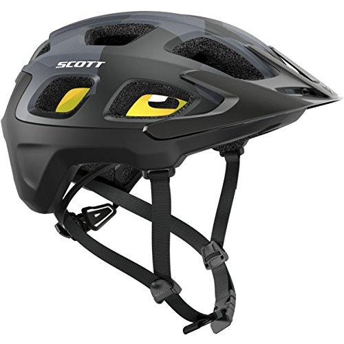 Scott Vivo PLUS Bike Bike Helmet – Black Camo Medium Review