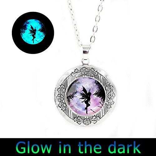 Glowlala Locket Pendant Necklace Fantasy product image