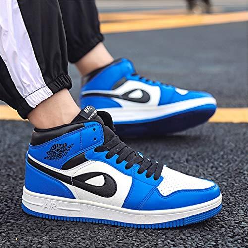 Ein C Lovers Winter Farbe Freizeitschuhe 39 Top Größe Schnürschuh High Fashion Deck Schuhe Sneaker Trend Herbst Hip Damenschuhe Hop ZUwxq4