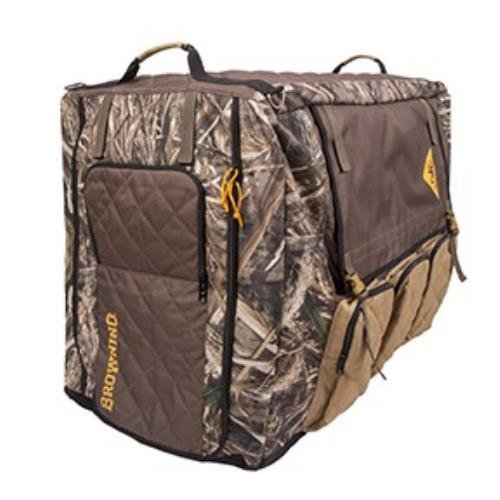 Browning Insulated Crate Cover Camo Dog Crate Cover, Insulated, Realtree Max, Large by Browning