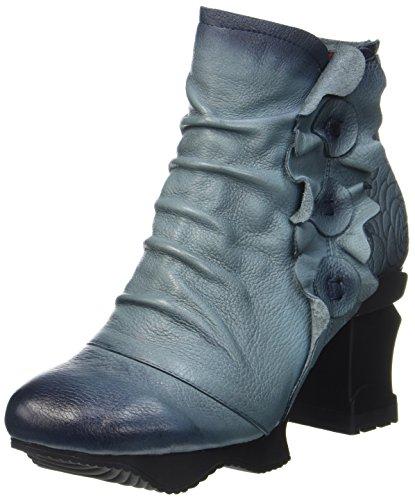 Damas Laura Vita Armance 118 Botas Azules (jeans) Outlet Best Seller cwLxizl8hB