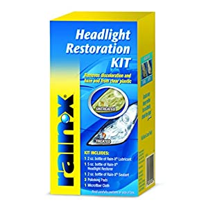 Rain-X 800001809 Headlight Restoration Kit
