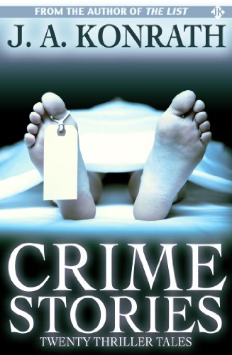 Crime Stories Jack Kilborn ebook