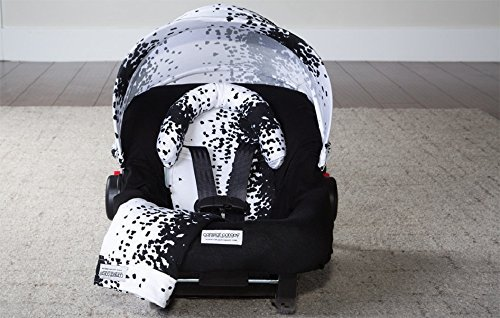 Carseat Canopy Whole Caboodle Jersey Stretch - Liv