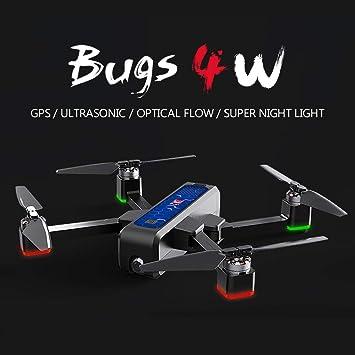 Leslaur MJX Bugs 4W GPS RC Dron con cámara 2K 5G WiFi FPV Optical ...