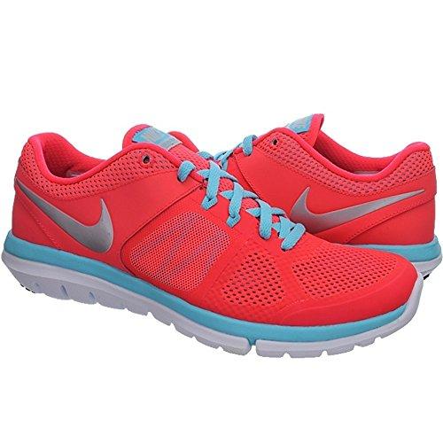 pour Rouge Wmns Course rouge Nike chuhe nbsp;Chaussures Femme de nbsp;600 Bleu Flex 642767 de Course 2014 nbsp;RUN pTBTH
