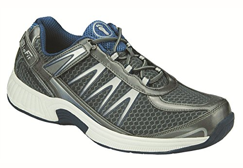 Mens Shoes For Lymphedema