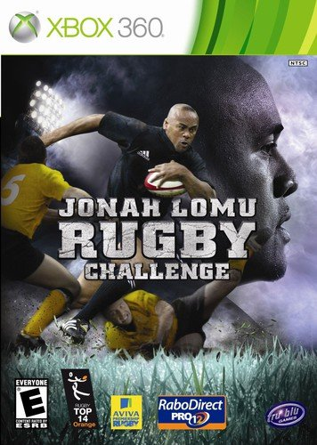 Jonah Lomu Rugby Challenge - Xbox 360 (Xbox 360 Games Rugby)