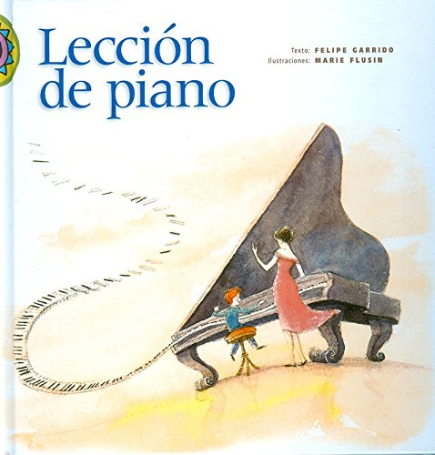 Leccion de piano (Spanish Edition) pdf