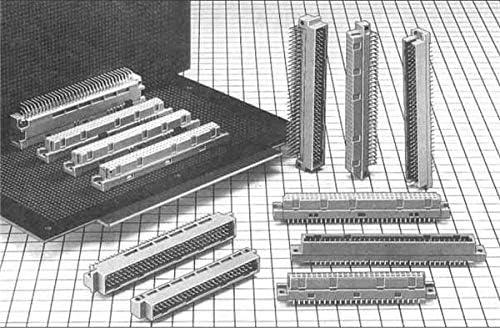Pack of 10 Hirose Electric DIN 41612 Connectors 128P CRIMP RECEPT PCN 10 SERIES