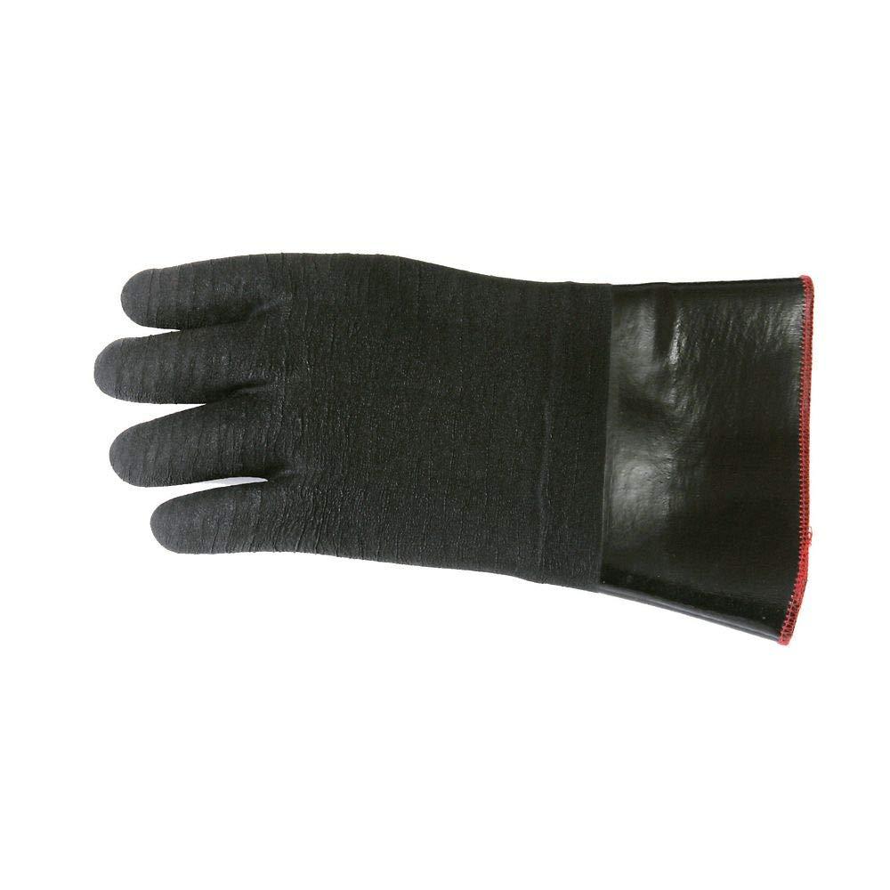 "San Jamar T1212 Neoprene Rotissi-Gloves, 12"" (Set of 2)"