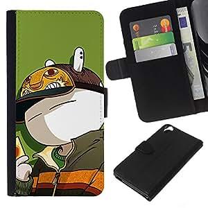 Opción de regalo/smartphones piel protectora para HTC Desire 820 // Lindo rico Bunny //