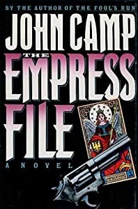 Hardcover The Empress File Book