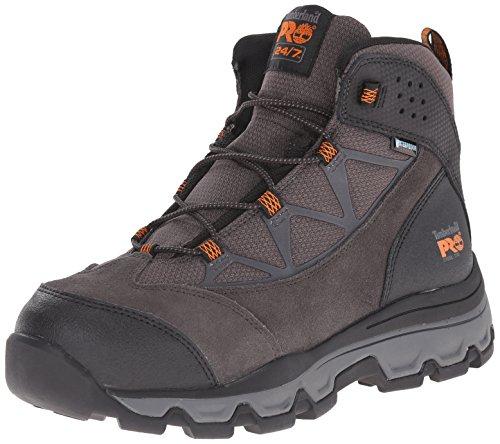 Timberland Men's Rockscape-M, Dark Gray/Orange, 12 W US
