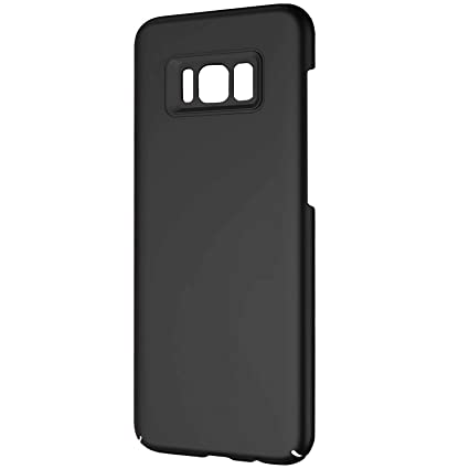 Amazon.com: vanmass Galaxy S8 Funda Delgado Elegante acabado ...