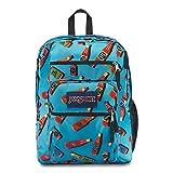 JanSport Big Student Backpack - Hot Sauce - Oversized