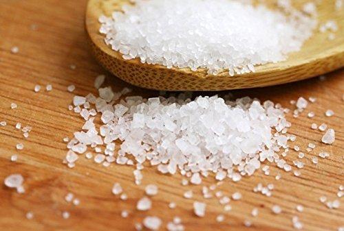 (Hoosier Hill Farm Coarse Sea Salt, 2 lb. jar)
